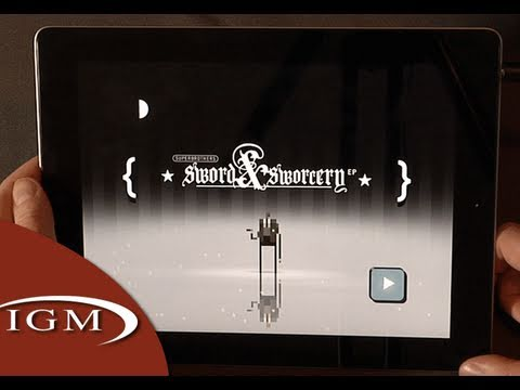 Sword & Sworcery game for iPad is unlike anything else (Review)