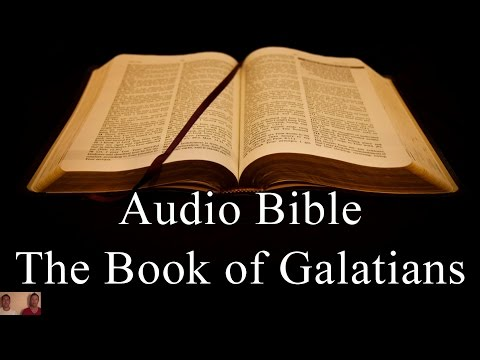 The Book of Galatians  - NIV Audio Holy Bible - High Quality and Best Speed - Book 48