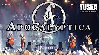 Apocalyptica - Enter Sandman / Master of Puppets @ Tuska 2017