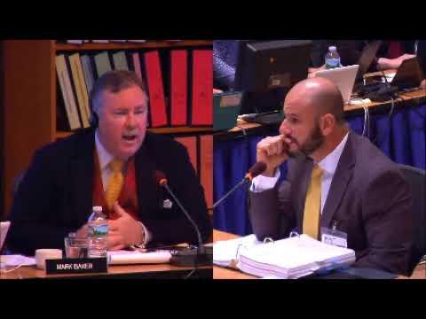 Luis Ortiz Testimony - David Aven vs. Republic of Costa RIca, World Bank ICSID December 2016