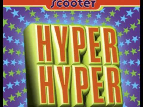 Scooter-//-Hyper hyper (+LYRICS)