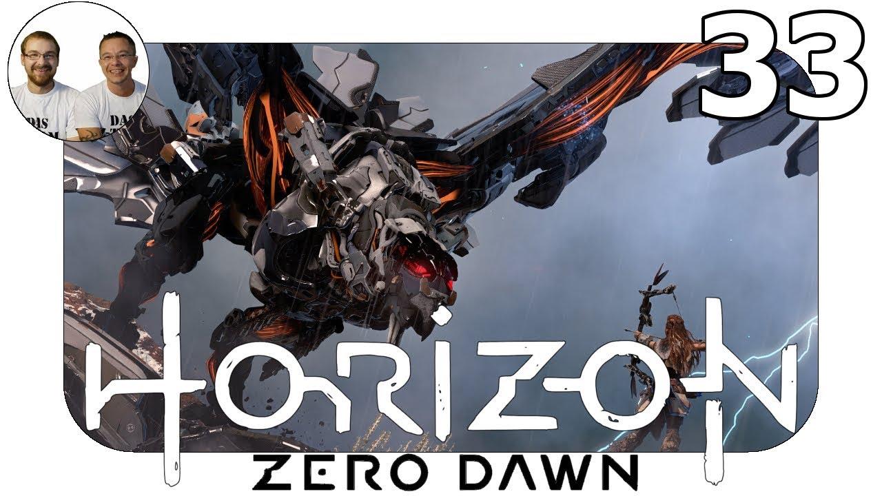 Horizon Zero Dawn Sturmvogel