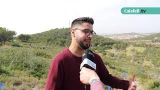 2A JORNADA DE REFORESTACIÓ A LA MUNTANYA DEL COMÚ DE CALAFELL