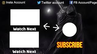 Best Dark Gaming Outro Template Free Download | #Outro | Free | 2021 | Badil Editz