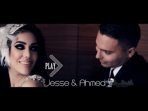 BEST Afghan Wedding & Punjabi Wedding Video - Jesse & Ahmed