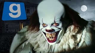 - Gmod KILLED BY SCARY PENNYWISE Pennywise The Clown Garry s Mod IT 2017