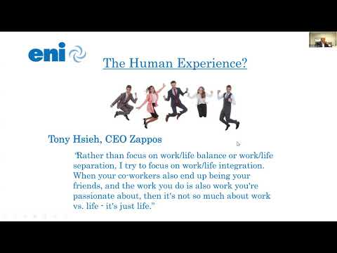 The Human Experience: HR's Next Frontier