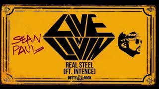 04 Sean Paul - Real Steel ft. Intence (Live N Livin')