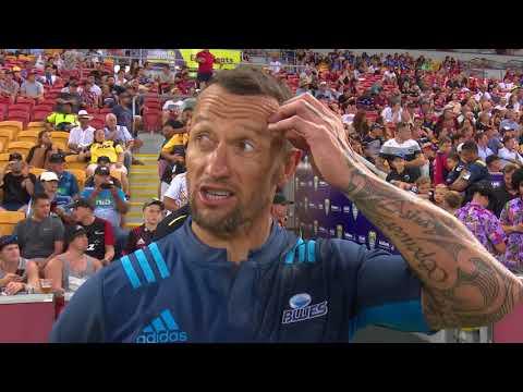 #Brisbane10s Carlos Spencer interview