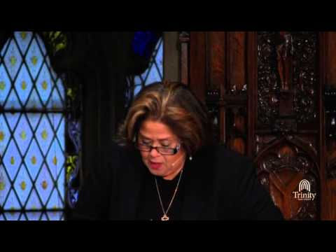 Sunday Sermon: Anna Deavere Smith of the Center for American Progress, January 17, 2016