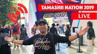 tamashiinations2019 #shfiguarts #akihabara Hola amigos, estoy en vivo desde el evento Tamashii Nations 2019. No podia dejar de hacer el en vivo para ...
