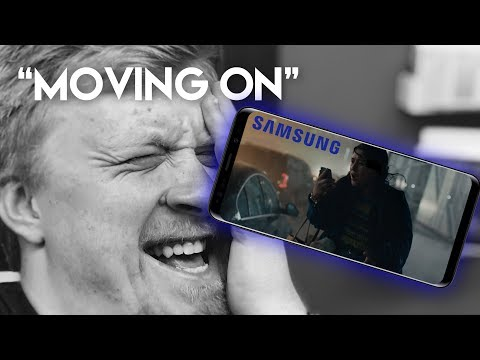 "Apple Sheep Response to ""Moving On"" ad by Samsung"
