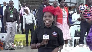 RCCG ANNUAL CONGRESS  THE GREAT TURN AROUND  DAY 1 EVENING