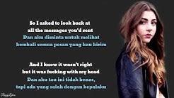 Dean Lewis - Be Alright | Lyrics | Jada Facer Cover | Terjemahan Indonesia