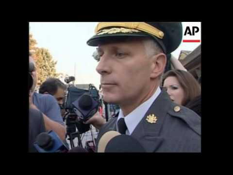 Aftermath Of School Shooting On Amish Community, Presser On Surviving Girl