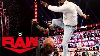 AJ Styles vs. Elias: Raw, Jan. 4, 2021