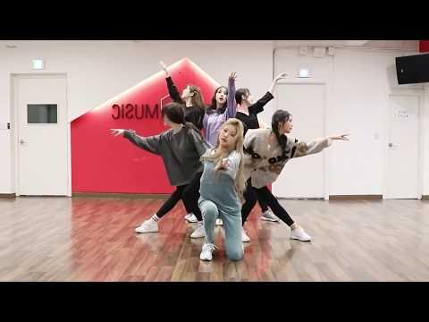 GFRIEND (여자친구) | 'Sunrise' (해야) Mirrored Dance Practice