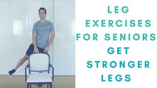 ** subscribe to this channel for regular exercise videos seniors! join mike, physiotherapist, leg strengthening video strengthen ...