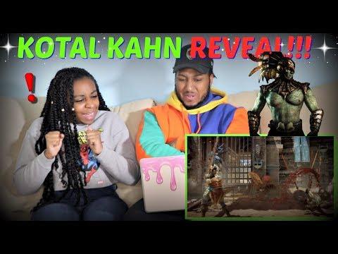 "Mortal Kombat 11 ""Official Kotal Kahn Reveal Trailer"" REACTION!!! thumbnail"