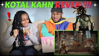 "Mortal Kombat 11 ""Official Kotal Kahn Reveal Trailer"" REACTION!!!"