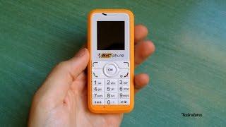 BIC Phone | Alcatel OT-S211 review (ringtones, wallpapers...)