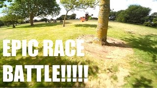 Miniquad Epic Racing Battle