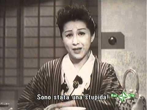 IL SAPORE DEL RISO AL TE' VERDE regia di Yasujiro Ozu (1952)