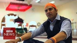 Son of slain Sikh leader runs for US Congress - BBC News