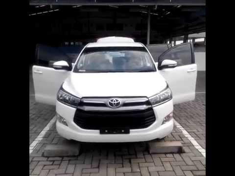 spesifikasi all new kijang innova reborn harga grand avanza makassar 2015 the legend interior ekserior mesin dan fitur