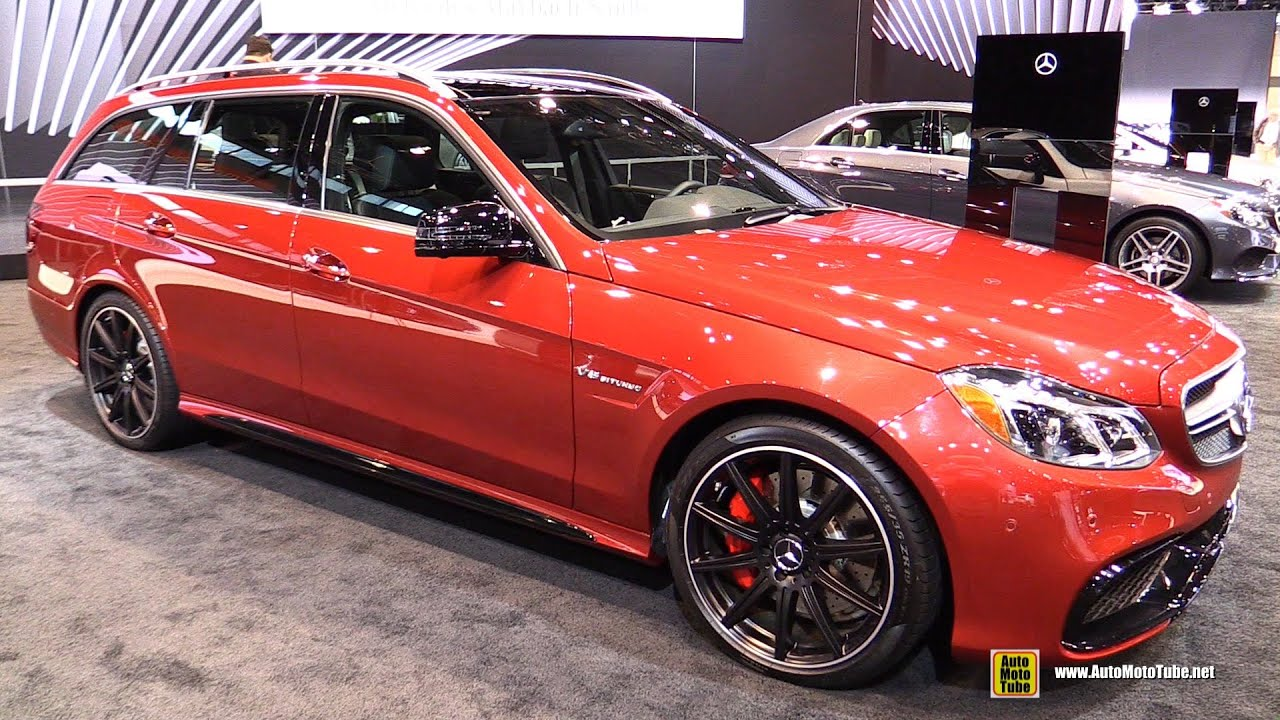 2014 mercedes benz e class e63 amg s 4matic wagon. Black Bedroom Furniture Sets. Home Design Ideas