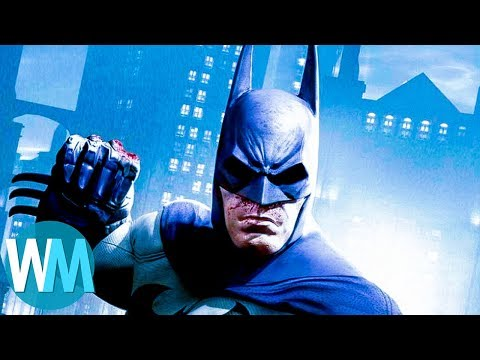 Top 10 Best Batman Games