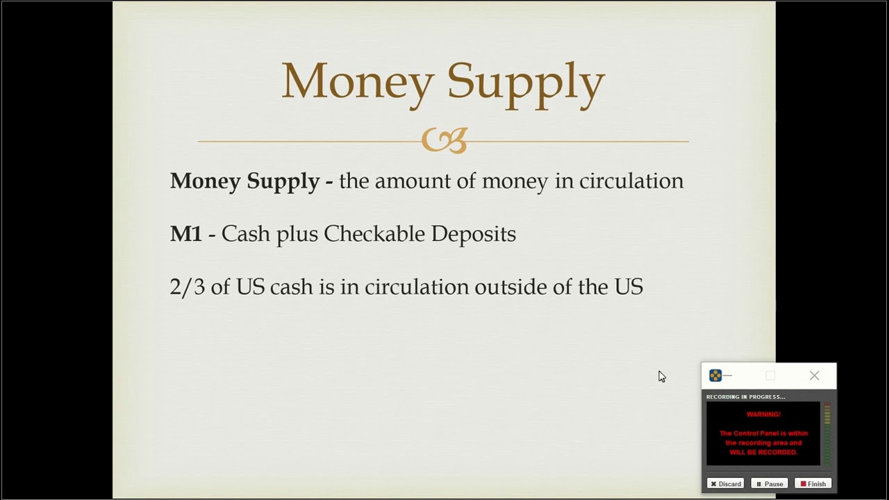 Chapter 12 Monetary Policy