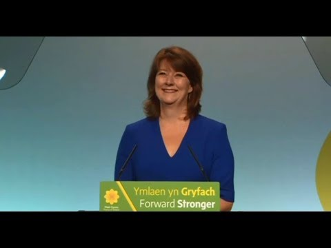 Leanne Wood's 2017 Conference Speech