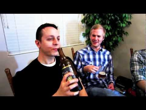 Allagash Four, Quadruple Ale: 30 second beer review.  Master Beer Theatre
