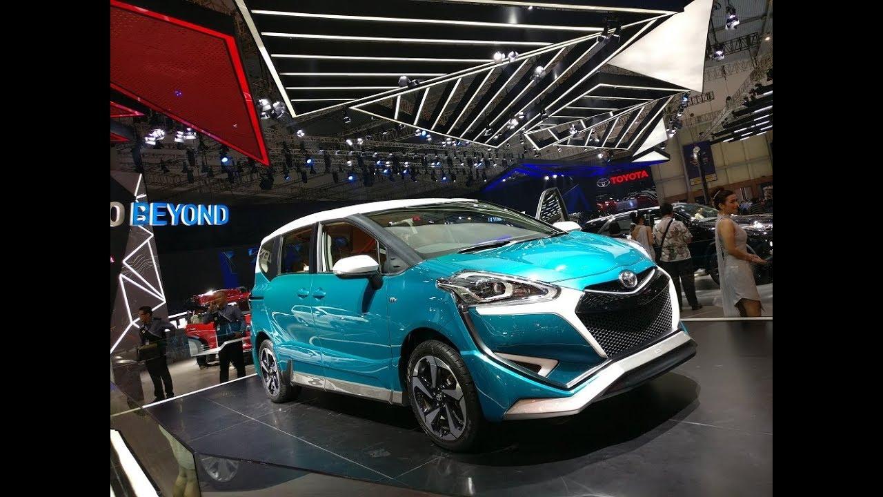 Toyota All New Sienta Hybrid 2018 2019 YouTube