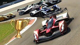 GT6: Red Bull X2014 Standard Championship Gold