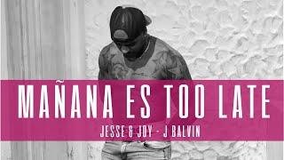 Jesse & Joy, J Balvin - Mañana Es Too Late-CHOREOGRAPHY DANCE VIDEO- ZUMBA