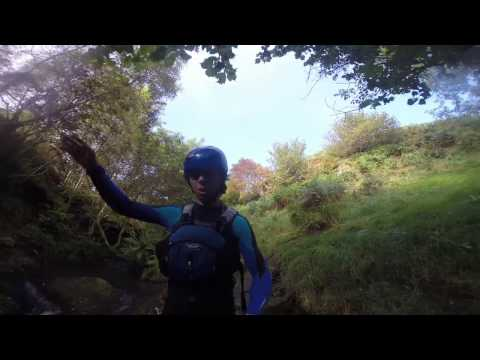 Canyoning | Gorge Walking in Scotland with MY Adventure Edinburgh