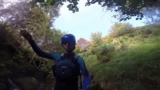 Canyoning | Gorge Walking in Scotland with MY Adventure Edinburgh