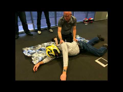 First Aid For Motorcyclists 612 ABC Brisbane Radio Interview