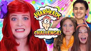Warhead Challenge Compilation | Bree Warhead Challenge | Wiggle Pop