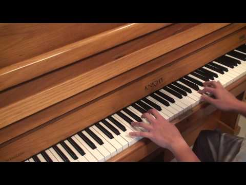 Tae Yang - Wedding Dress Piano by Ray Mak