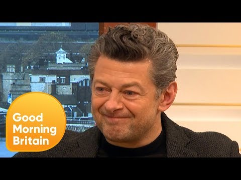 Black Panther: Andy Serkis Says It Is an Important Time for the Movie  Good Morning Britain