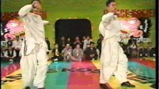 LL BROTHERS @ 1991 NEW JACK SWING!!ダンス甲子園