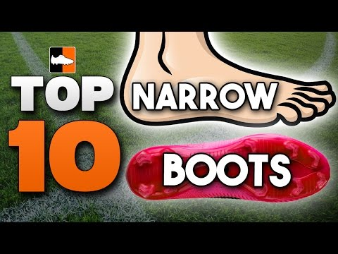 Top 10 BEST Boots for Narrow Feet!