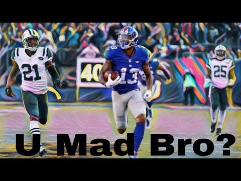 Odell Beckham Jr. x U Mad Bro?