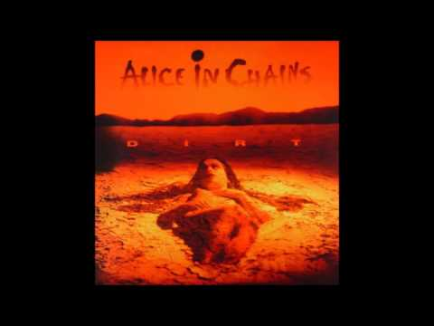 Alice in Chains  Dirt 1992 Full Album