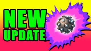 NEW UPDATE & Impulse Grenade!