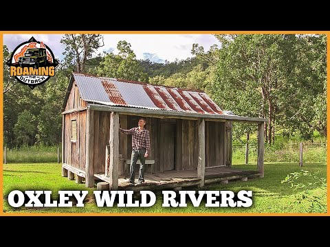 Oxley Wild Rivers National Park - 4wd Solo Travel