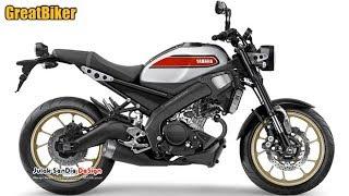 New Yamaha XSR155 เตรียมลุยตลาด ลุ้นขายบ้านเราเต็มตัว!!!
